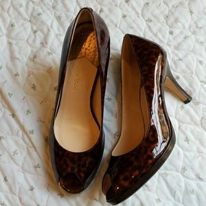 Shoes - Cole Haan patent leather pumps 9b
