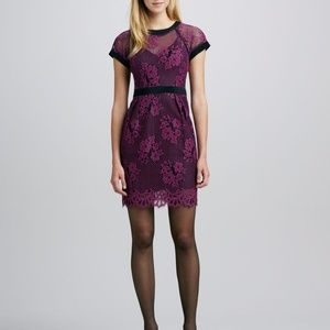 Nanette Lepore hidden gem purple dress