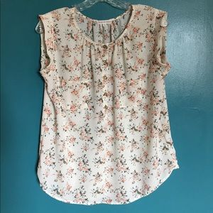 Tops - thyme and honey button down shirt