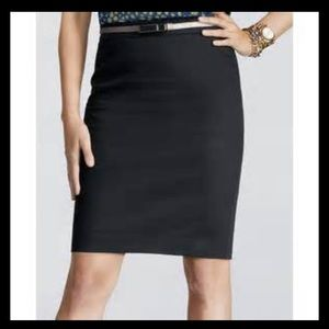 Black, cabi skirt