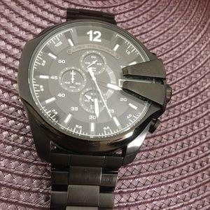 Men's Diesel Watch-Black