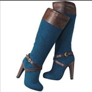 Cushion walk heels