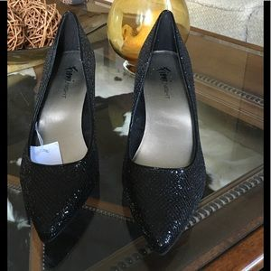Black Evening Shoes