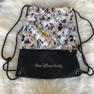 Disney Mickey and friends drawstring bag