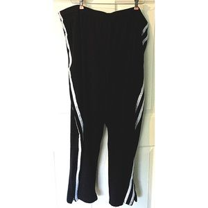 Athletech Workout Pants Jogging Exercise Stretch