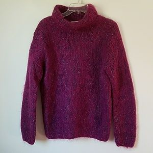 Neiman Marcus Collection Hand Knit Sweater