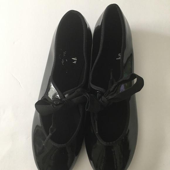 Abt American Ballet Theatre Tap Shoes Sz Poshmark - Abt shoes