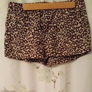 Cynthia Rowley Linen Shorts