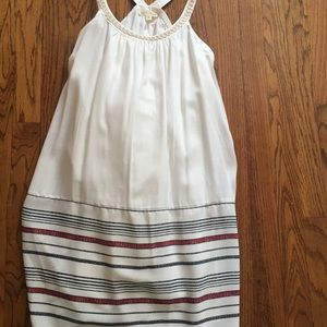 Dresses & Skirts - Linen Summer Dress. Great for game day wear