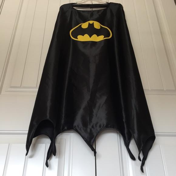 Batman Superhero Cape - Six Flags & Six Flags Costumes | Batman Superhero Cape | Poshmark