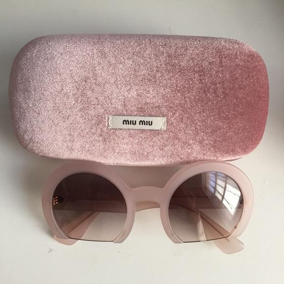 a7ae49728c84 Miu Miu Accessories | Razor Cut Off Sunglasses | Poshmark