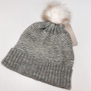 NWT Zara Knit Winter Pom Hat