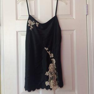 Gorgeous Black Victoria Secret Nightie
