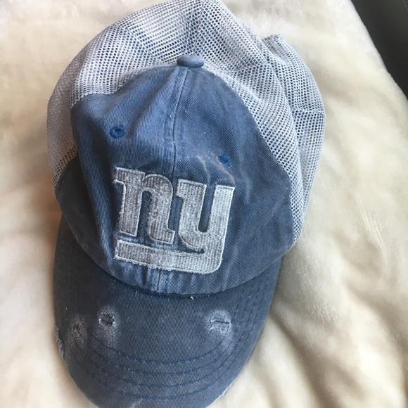 2478550ffb087 NY Giants retro baseball hat. M 59adc08c5a49d07613006dd5