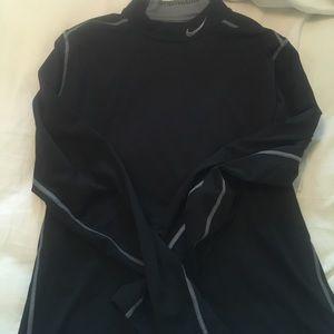 Nike Shirts - Nike combat lined long sleeve
