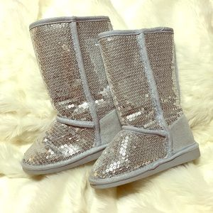 Other - Girls Sequin Boots