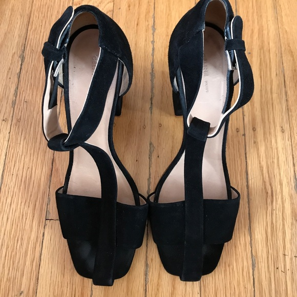Celine Shoes - Celine t-strap sandals