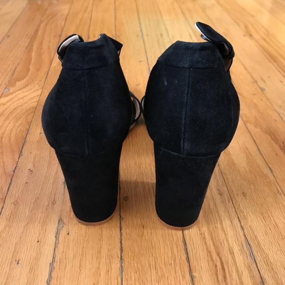 Celine Shoes - Celine t-strap sandals