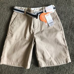 NWT Gymboree khaki shorts