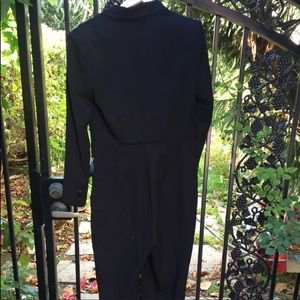 abeecae283f1 Nasty Gal Pants - Nasty Gal Tuxedo Blazer jumpsuit