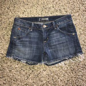 Hudson Jeans Jean Shorts.