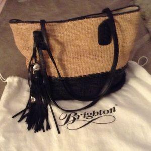 ❤️Brighton beautiful straw bag!