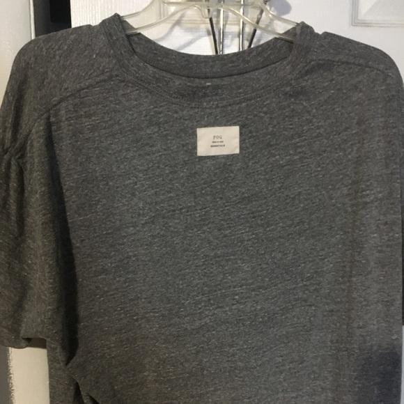 fb12e470 Fear Of God Shirts | Fog X Pacsun Essentials Boxy T Shirt | Poshmark