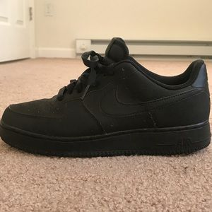brand new 1f0a6 b9f9f Nike Shoes - Nike Air Force 1 Men s Sneakers 488298-076