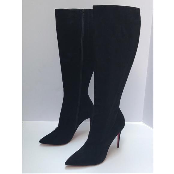 a542e8bda85 purchase christian louboutin tournoi boots photo 5750d d1536