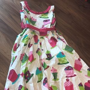 Jelly The Pug Cupcake Full Dress Size 12