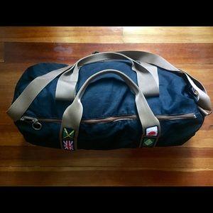 1c6de612ccbc Puma Bags - NEW PUMA Social Club Olympics Barrel Duffle Bag