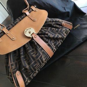 e02f3a96e4 Bags - Fendi Vintage Zucca Magic Bag