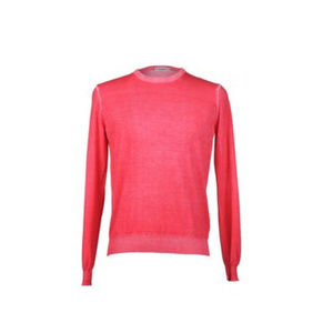 Kangra Fuchsia Dyed Color Light Weight Sweater