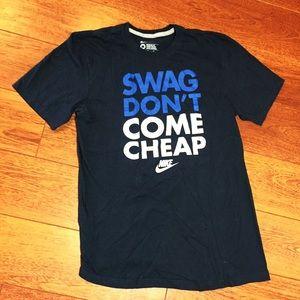 MEW Nike men's graphic short sleeve shirt