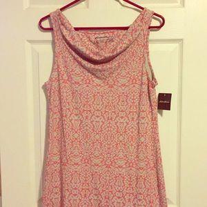*NWT Eddie Bauer cotton dress