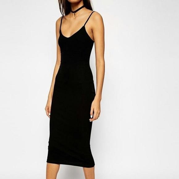 ccff34103e3 H M Dresses   Skirts - 🍁FALL SALE🍁 H M Ribbed Midi Dress
