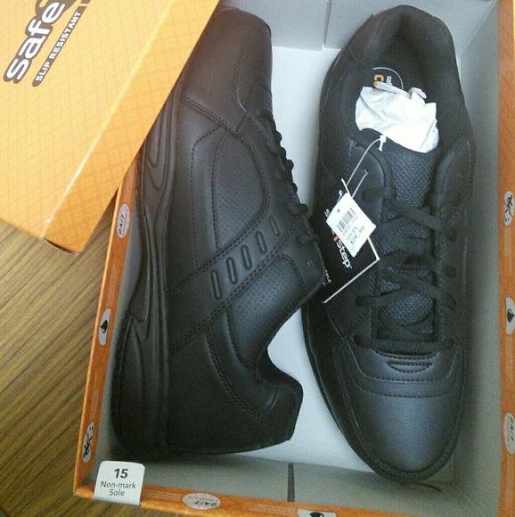 024f58527b6 SafeTstep Zeus Slip Resistant Tennis Shoes