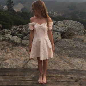 Roberta vintage bridal dress