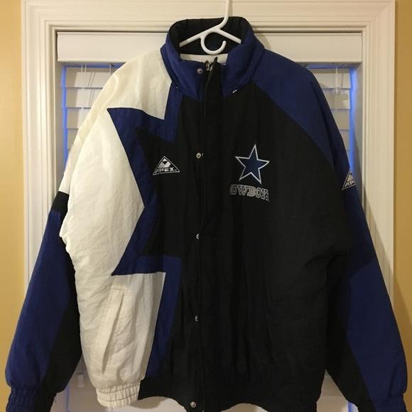 half off 273a6 11a5d 1995 Dallas Cowboys Jacket