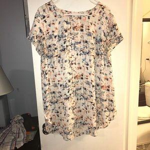 Maternity tunic dress/shirt