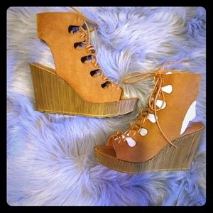 Shoes *Wedges*