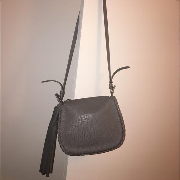 ca3fb0fe555 All Saints Handbags - All Saints Mori Nubuck Crossbody