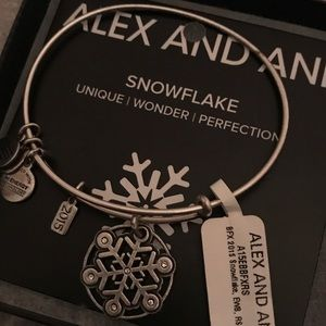 Alex and Ani 2015 limited edition bracelet