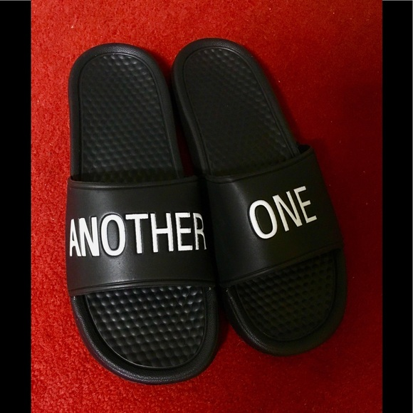 buy online f74d2 c43bc Another One Slides + FREE Nike Lanyard!!!