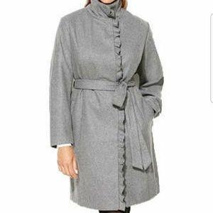 🔖🆕️Avenue Wool Blend Coat Size 26/28