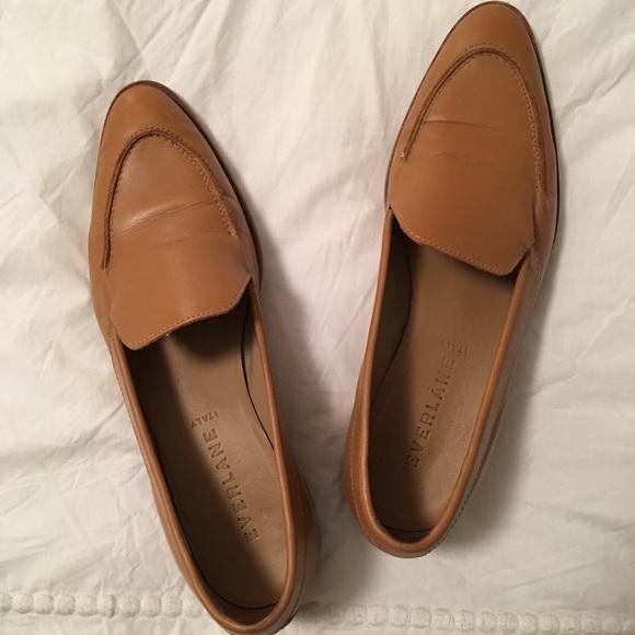 1c80282b1f2 Everlane Shoes - Everlane Modern Loafer in Camel