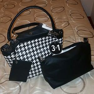 NWT Wilson leather 3 in 1 tote