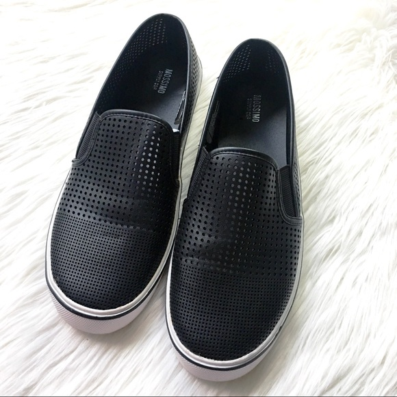 4fbe7cd012 Mossimo Carolyn Perforated Slip-On Sneakers. M 59aea1087f0a0528c702d549