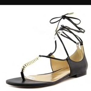 Marc Fisher Extra3 Open Toe Sandals Sz 9.5