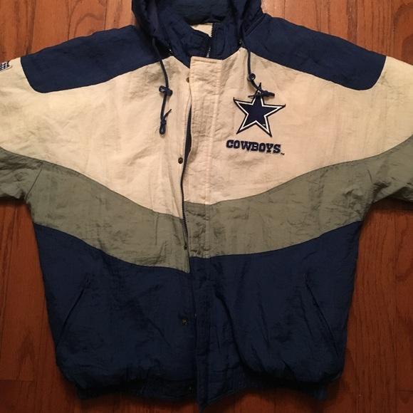 best service 34708 f00a4 Dallas Cowboys authentic Apex Jacket